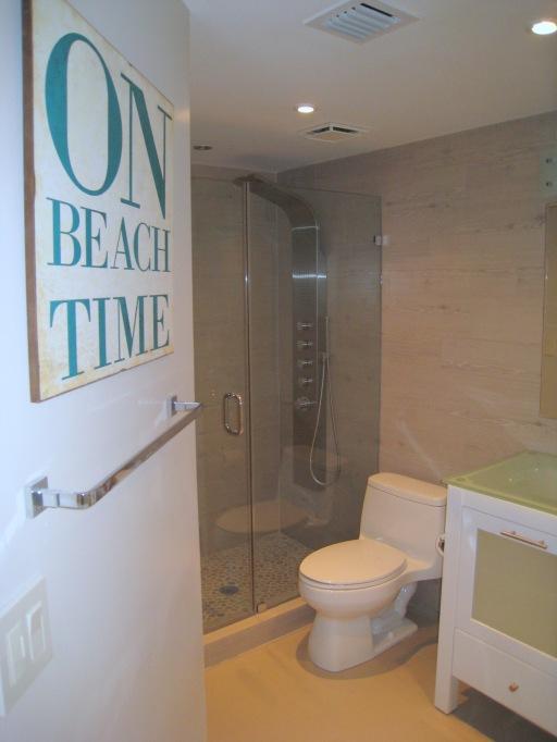 Water Glades Remodel - Guest Bathroom